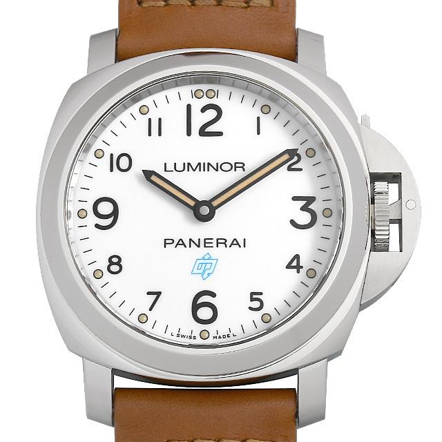 パネライ ルミノール ベース ロゴ 3デイズ アッチャイオ PAM00775 U番 中古 メンズ
