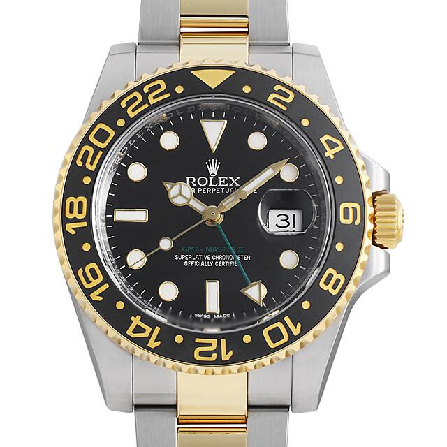 GMTマスターII 116713LN メイン画像
