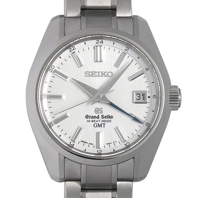 グランドセイコー GMT メカニカル ハイビート マスターショップ限定 SBGJ011 メイン画像