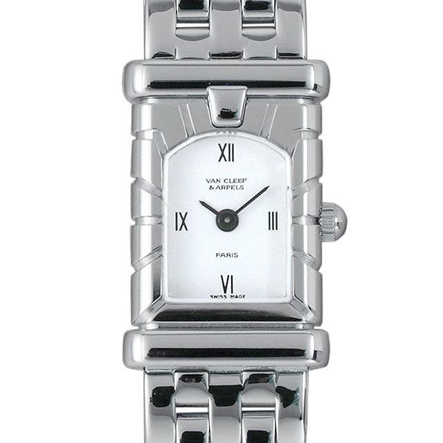 彼女へのクリスマスプレゼント 高級腕時計 ヴァンクリーフ&アーペル ファサード 531963T5