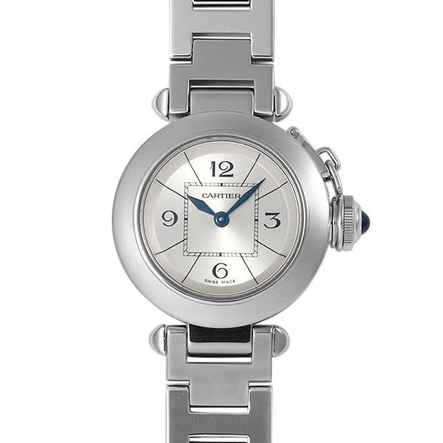 彼女へのクリスマスプレゼント 高級腕時計 カルティエ ミスパシャ W3140007
