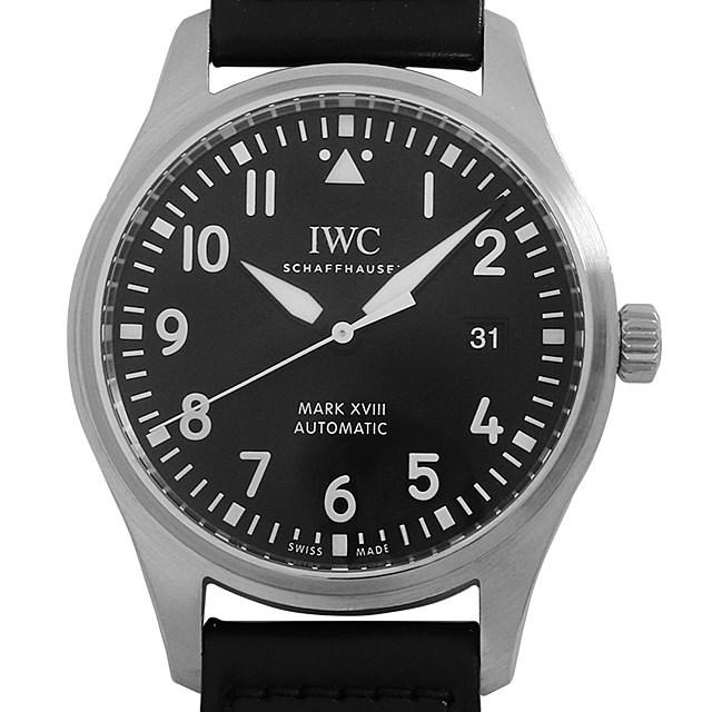 彼氏へのクリスマスプレゼント 高級腕時計 IWC パイロットウォッチ マーク18 IW327001