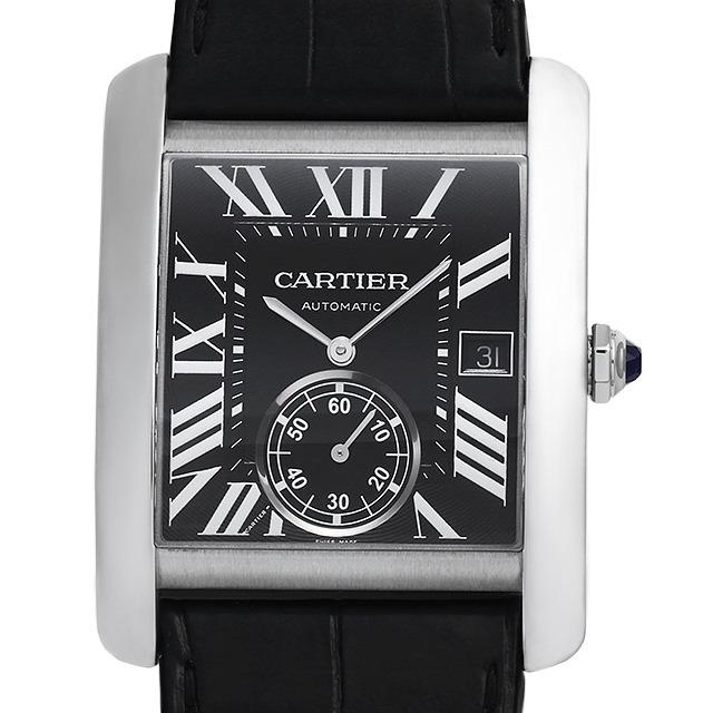 彼氏へのクリスマスプレゼント 高級腕時計 カルティエ タンクMC W5330004
