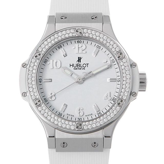 ビッグバン スチールホワイト ダイヤモンド 361.SE.2010.RW.1104 メイン画像