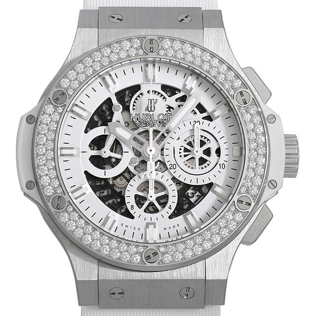 ウブロ ビックバン アエロバン オールホワイト ダイヤモンド 311.SE.2010.RW.1104.JSM12
