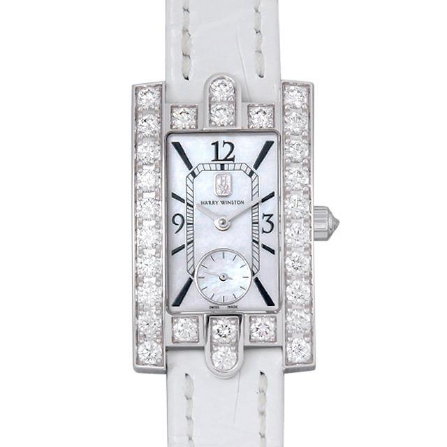 彼女へのクリスマスプレゼント 高級腕時計 ハリーウィンストン アヴェニュー クラシック AVEQHM21WW025
