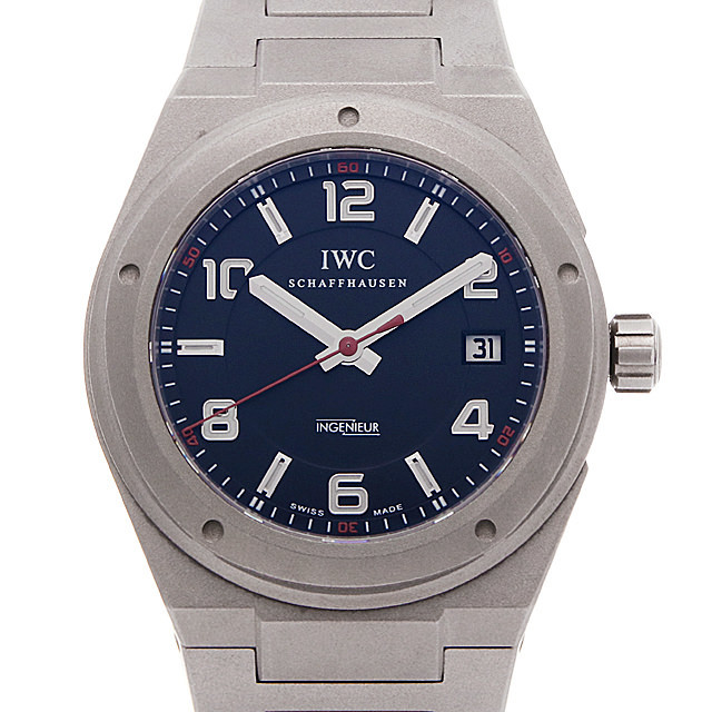 IWC インデュニア オートマティック AMG IW322702 インジュニア 中古 メンズ