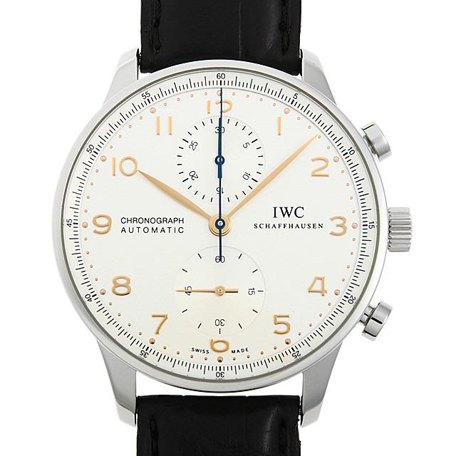 IWC ポルトギーゼ クロノグラフ IW371445 中古 メンズ