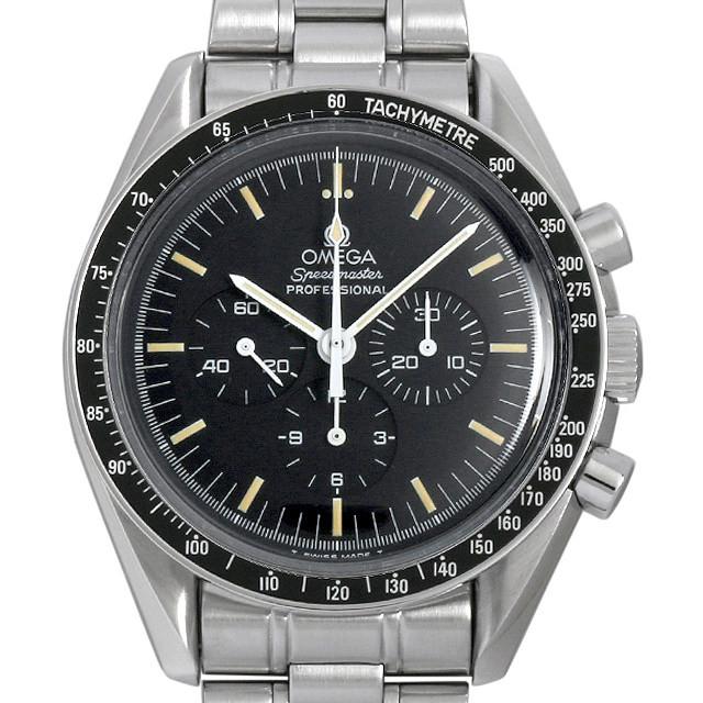 オメガ スピードマスター プロフェッショナル アポロ11号 3592-50 中古 メンズ