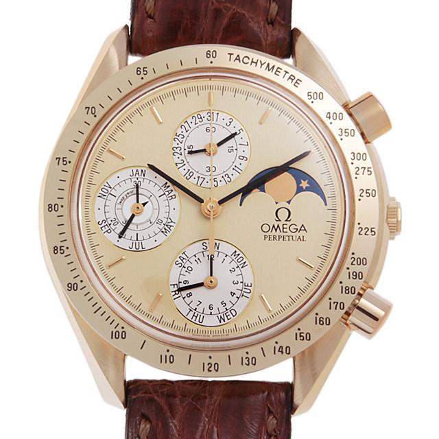 オメガ スピードマスター パーペチュアルカレンダー クロノグラフ スイス建国700年記念 限定50本 BA175.0037 中古 メンズ