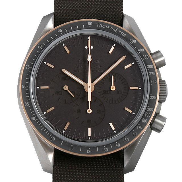 スピードマスター プロフェッショナル アポロ11号45周年 世界限定1969本 311.62.42.30.06.001 メイン画像