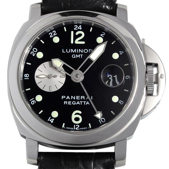ルミノール GMT ローレウス・レガッタ 2002 限定300本 PAM00156 メイン画像