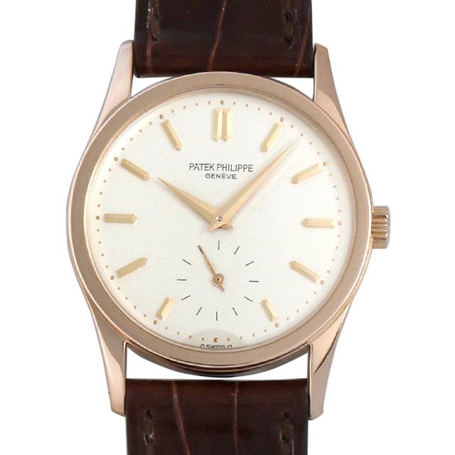 彼氏へのクリスマスプレゼント 高級腕時計 パテックフィリップ カラトラバ 3796R