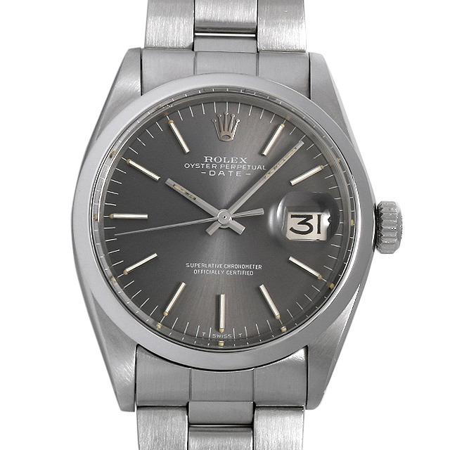 彼氏へのクリスマスプレゼント 高級腕時計 ロレックス オイスターパーペチュアル デイト 1500
