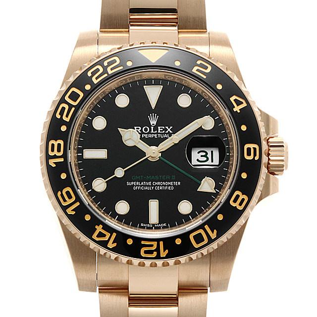GMTマスターII 116718LN メイン画像