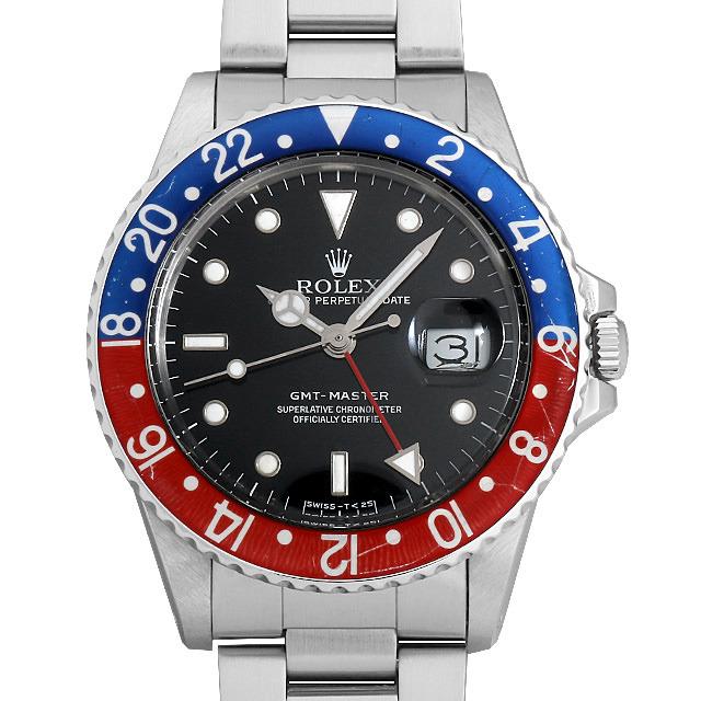 ロレックス GMTマスター 16750 フチあり 86番