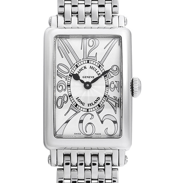 彼女へのクリスマスプレゼント 高級腕時計 フランクミュラー ロングアイランド 902QZ OAC