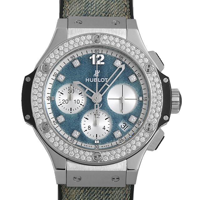 ビッグバン ジーンズ ダイヤモンド 250本限定 341.SX.2710.NR.1104.JEANS メイン画像