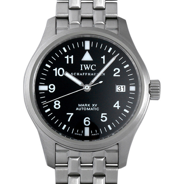 IWC マーク15 マークXV IW325307(3253-07) 中古 メンズ