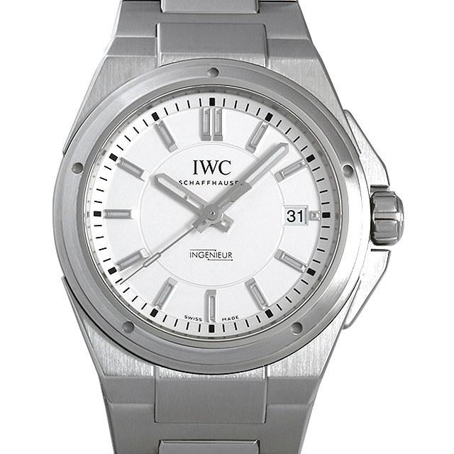 IWC インヂュニア オートマティック IW323904 中古 メンズ