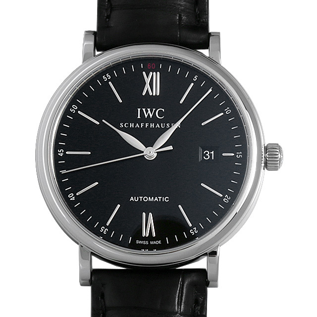 IWC ポートフィノ IW356502 中古 メンズ