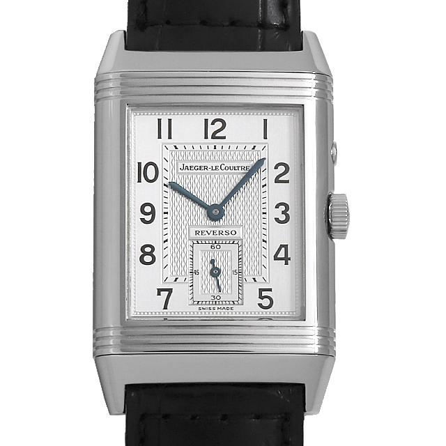 彼氏へのクリスマスプレゼント 高級腕時計 ジャガールクルト レベルソ デュオ ナイト&デイ 270.840.544B(270.8.54)