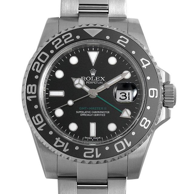 GMTマスターII 116710LN メイン画像