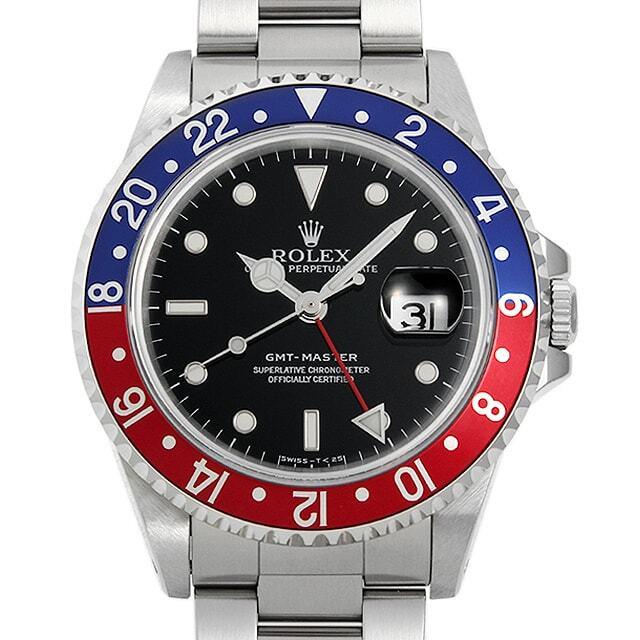 ロレックス GMTマスター 赤青ベゼル 16700 S番