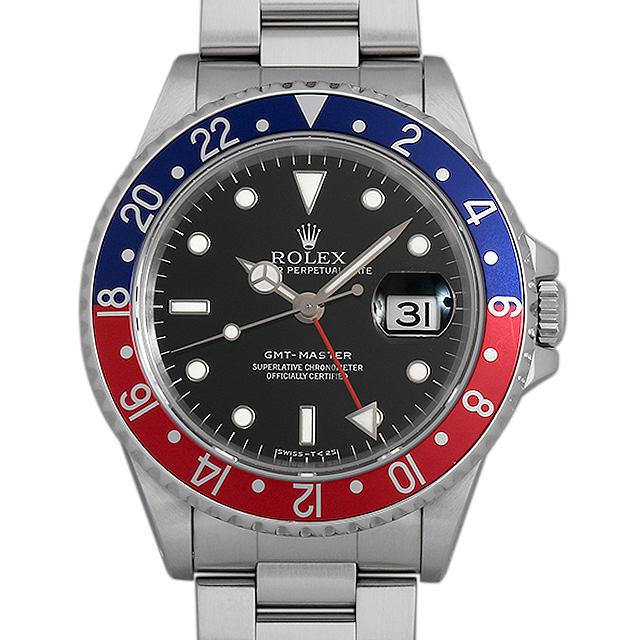 ロレックス GMTマスター 赤青ベゼル 16700 T番