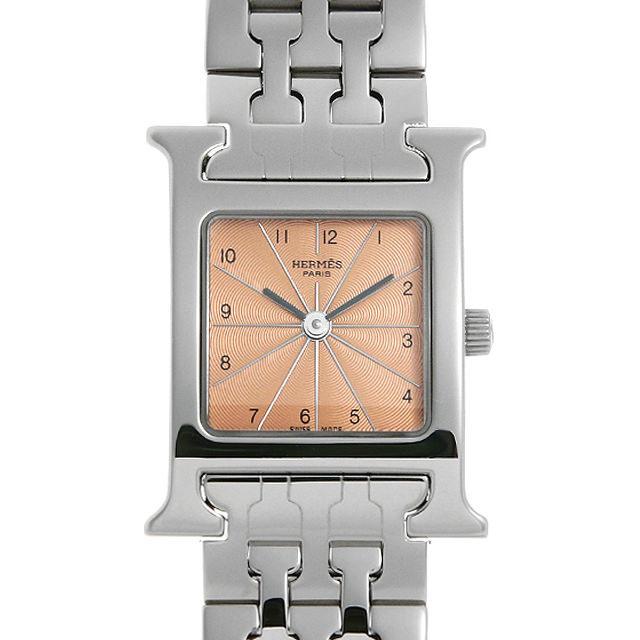 彼女へのクリスマスプレゼント 高級腕時計 エルメス Hウォッチ HH1.210
