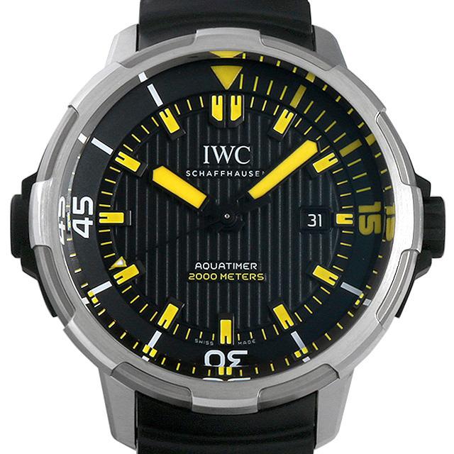 IWC アクアタイマー オートマティック 2000 IW358001 中古 メンズ