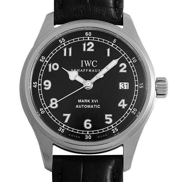 IWC パイロットウォッチ マーク16 日本限定 IW325516 中古 メンズ