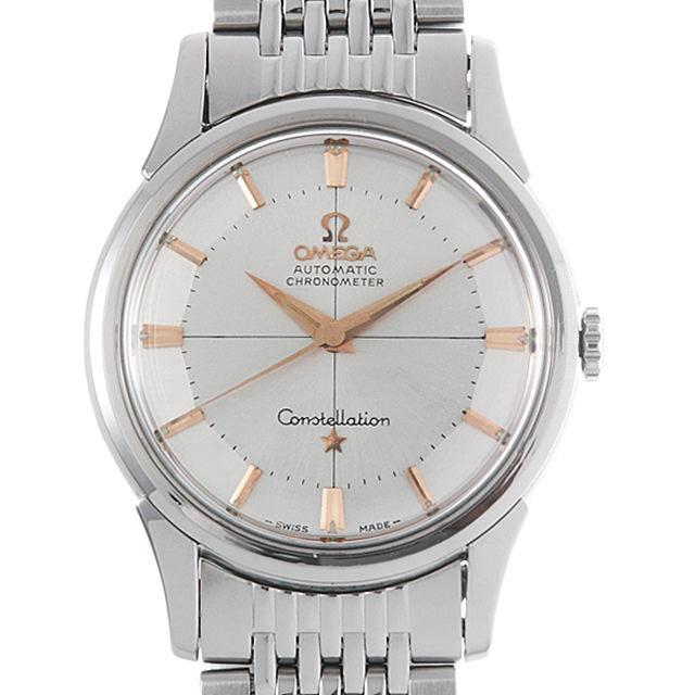 彼氏へのクリスマスプレゼント 高級腕時計 オメガ コンステレーション クロノメーター Cal.551 14381
