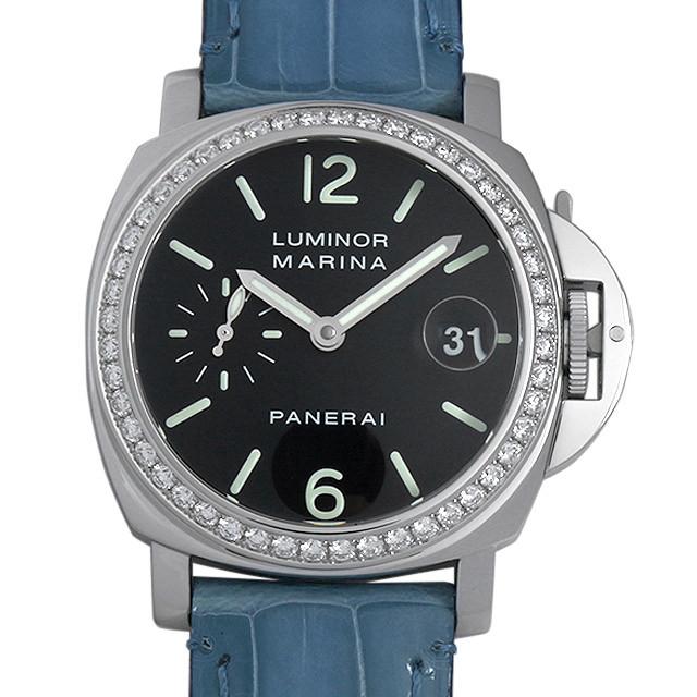 ルミノールマリーナ ダイヤモンドコレクション PAM00071 メイン画像