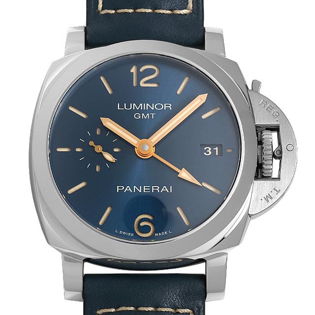 ルミノール1950 3デイズ GMT オートマティック アッチャイオ PAM00688 メイン画像