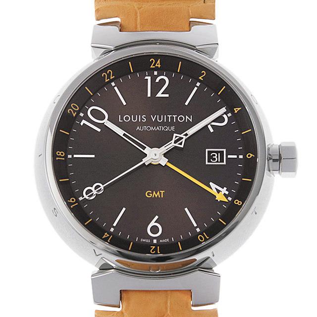 タンブール オートマチック GMT Q1155Z メイン画像