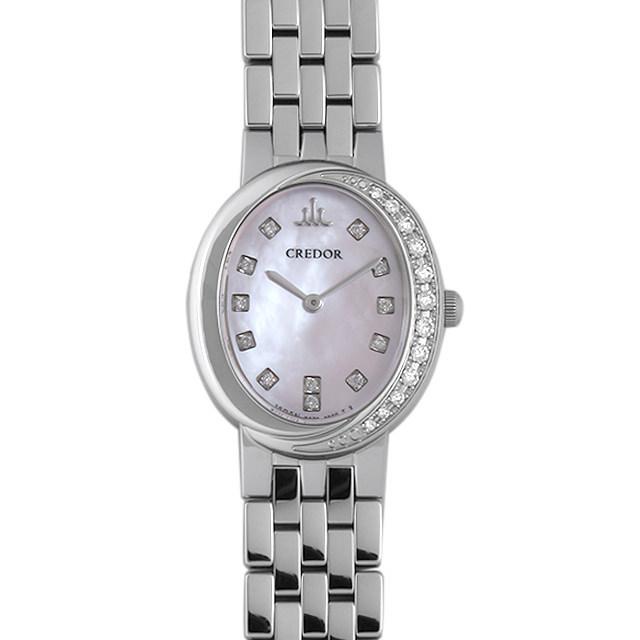 彼女へのクリスマスプレゼント 高級腕時計 セイコー クレドール シグノ GSWE855