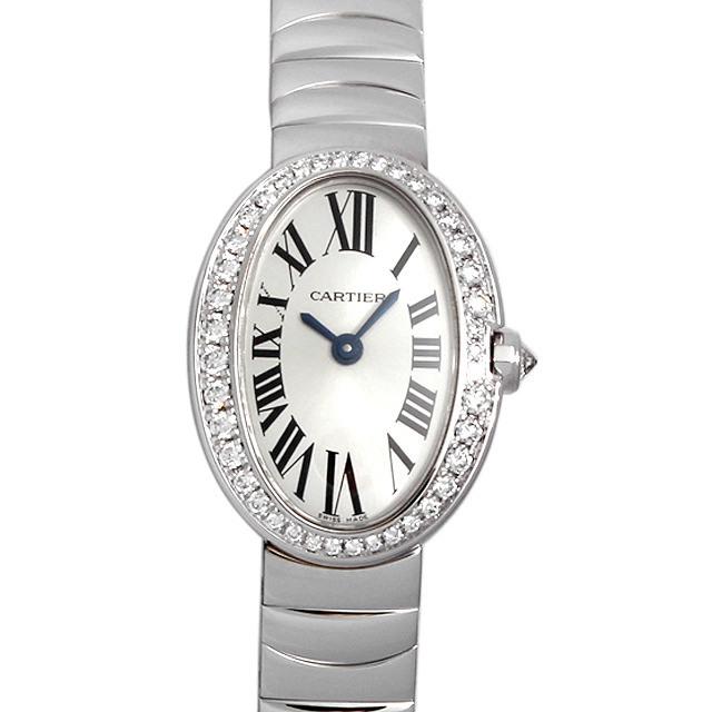 online store e90fc 6ec21 WB520025 カルティエ(Cartier) ミニベニュワール ベゼルダイヤ ...
