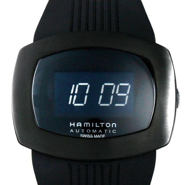 ハミルトン パルソマティック H52585339 中古 メンズ
