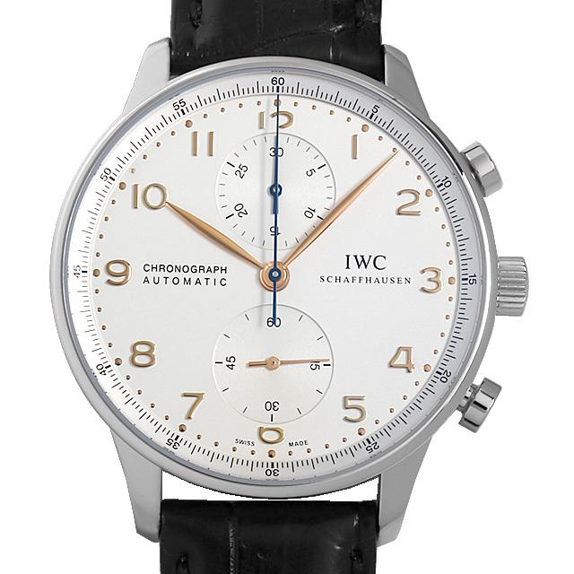 彼氏へのクリスマスプレゼント 高級腕時計 IWC ポルトギーゼ クロノグラフ IW371445