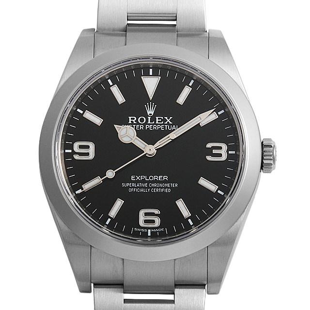 彼氏へのクリスマスプレゼント 高級腕時計 ロレックス エクスプローラー 214270 最新型