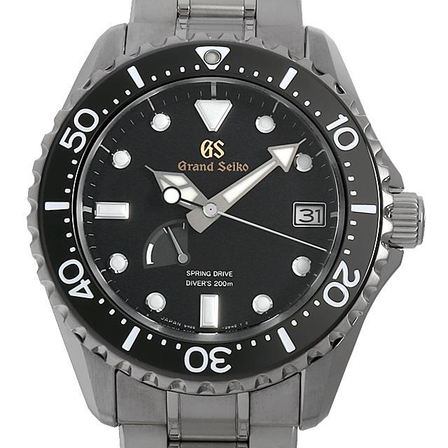 彼氏へのクリスマスプレゼント 高級腕時計 グランドセイコー スプリングドライブ ダイバーズ マスターショップ限定 SBGA231
