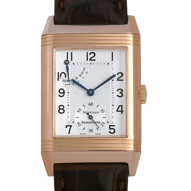 彼氏へのクリスマスプレゼント 高級腕時計 ジャガールクルト レベルソ リザーブドマルシェ Q270.24.20(270.2.13)