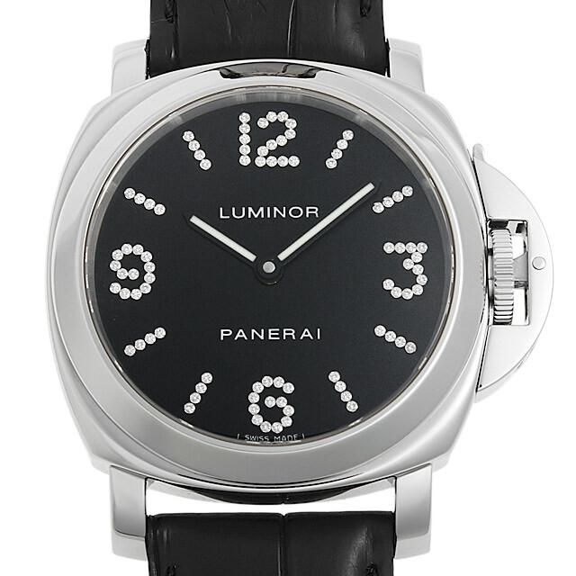 パネライ ルミノール ベース ダイヤモンドコレクション 世界限定100本 PAM00130 E番