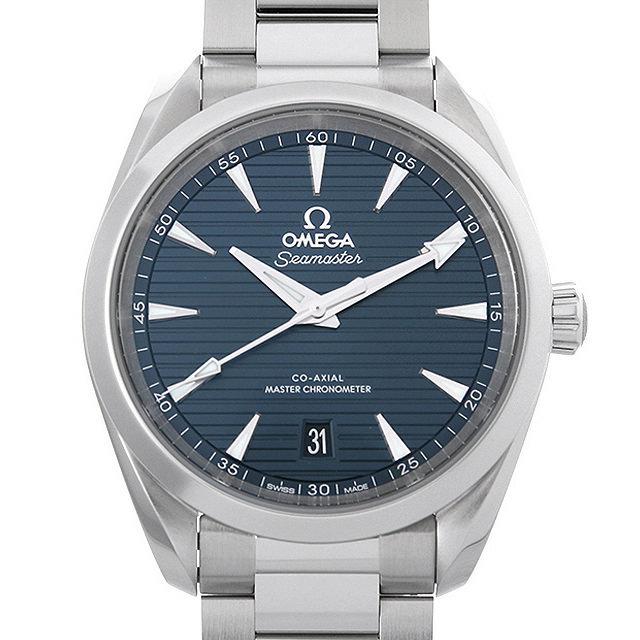 彼氏へのクリスマスプレゼント 高級腕時計 オメガ シーマスター アクアテラ 150M コーアクシャル マスタークロノメーター 220.10.38.20.03.001