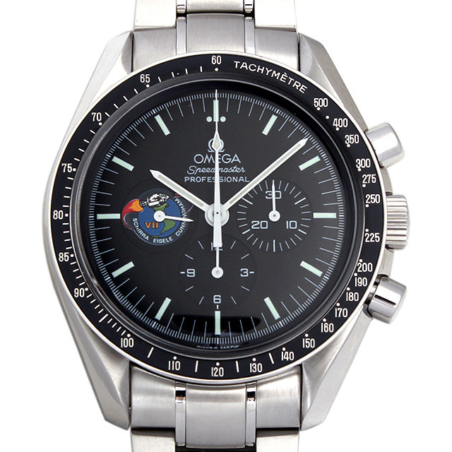 スピードマスター ミッションズ アポロ7号 3597-11 メイン画像