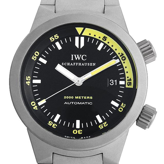IWC アクアタイマー IW353803