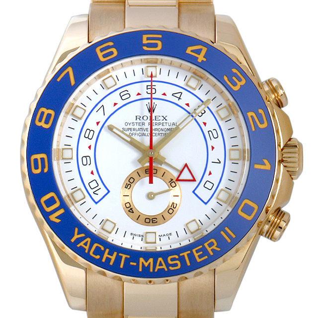 ヨットマスターII 116688 メイン画像