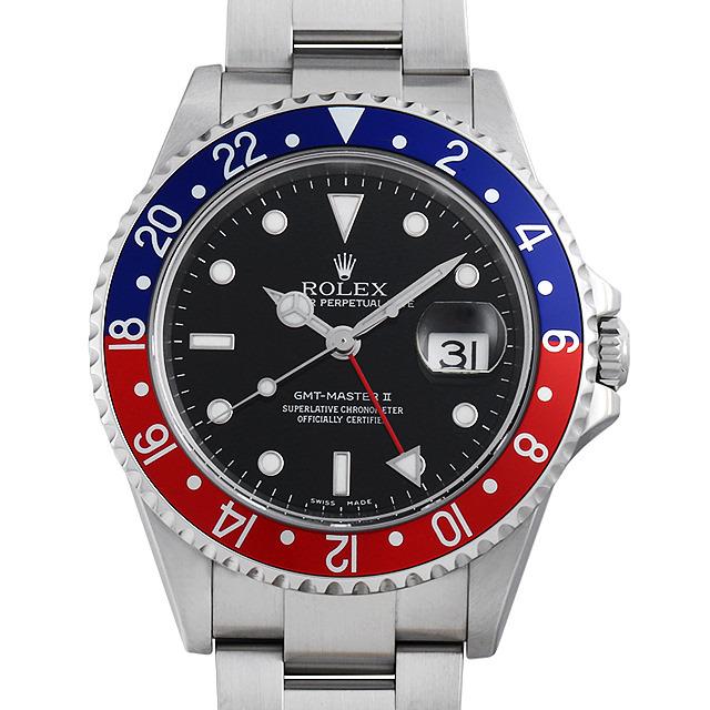 GMTマスターII 16710 メイン画像