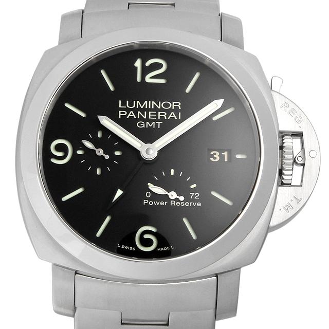 ルミノール1950 3DAYS GMT パワーリザーブ PAM00347 メイン画像
